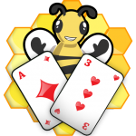 Beehive solitaire icon