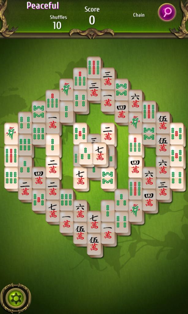 Mahjong Classic board preview