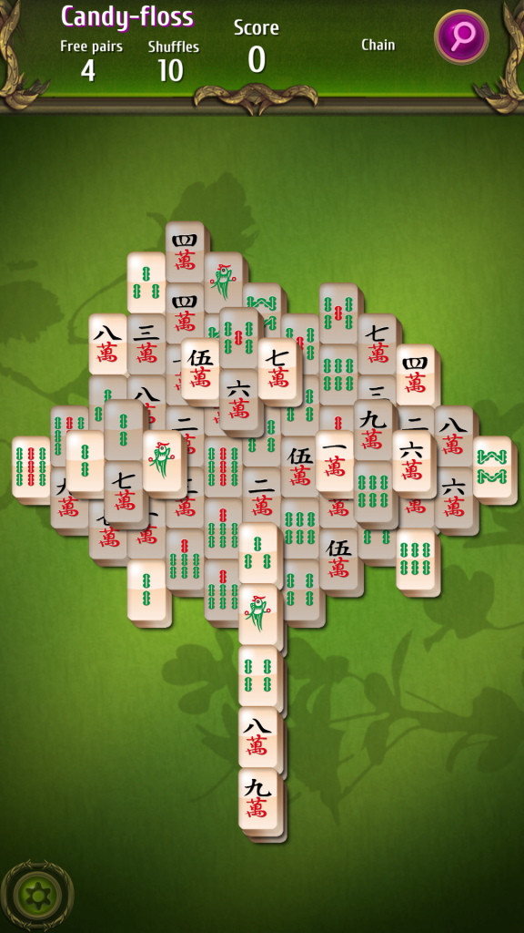 Mahjong Classic board preview