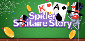 spider solitaire story